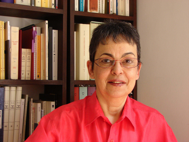 Valeria De Marco socio de honor